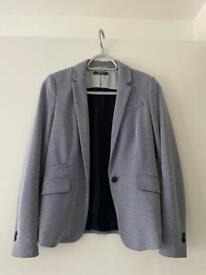 Esprit Suit Light Blue Blazer EU36/UK10
