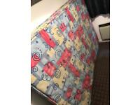 **FREE** Double Mattress **SOLD**