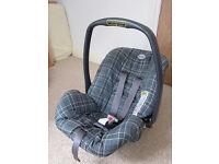 britax baby car seat rock-a-tot max 13kg