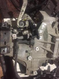 Volkswagen polo 1.2 gearbox 2009 2010 2011 2012 2013 2014