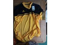 Mens Football shirt. New. Tagged