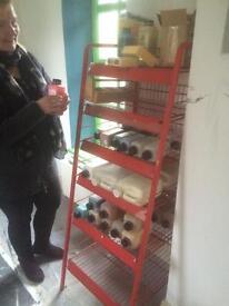 Painters rack