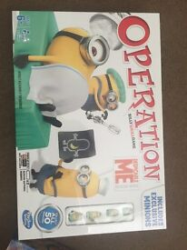 Operation Game - Minions BRAND NEW SEALED