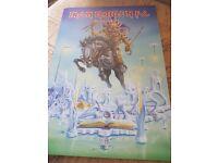 Iron maiden fc magazine issue 97