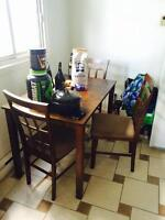 Table / couch for sale