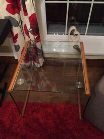 Quality Glass Coffee/Side Table