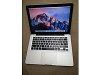 Extremely powerful Macbook 750GB, 16GB RAM - Immaculate condition