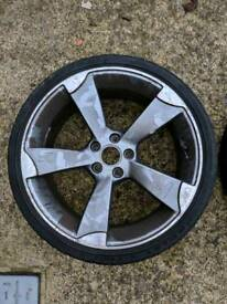 "19"" Audi RS3 REPLICA wheels"