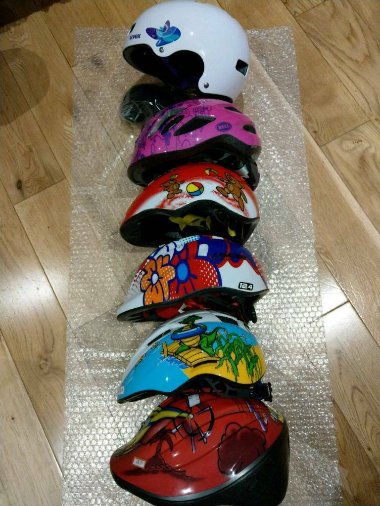 NEW Kids helmets with tags - Best deals