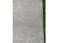Large super saxony rug,brand new,6 ft 6 x 5 ft 8, bargain £30