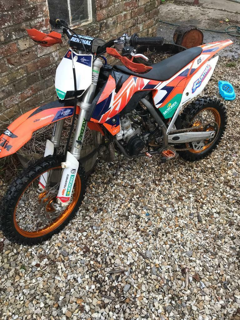 Ktm 85 Small Wheel 2013 In Almondsbury Bristol Gumtree
