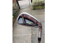 M2 irons 5-pw and taylormade 56 deg wedge