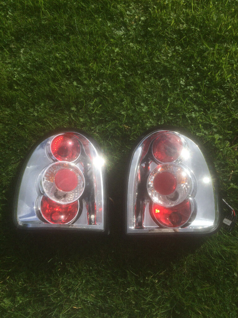 Vauxhall Corsa B Rear Lights 1993-2000