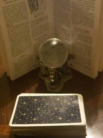 Tarot card readings past present and future psychic medium