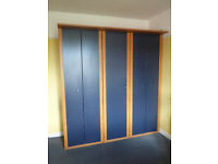 THREE WARDROBES