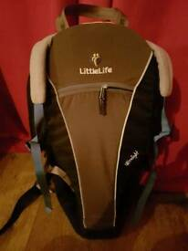 LittleLife cross country child carrier.