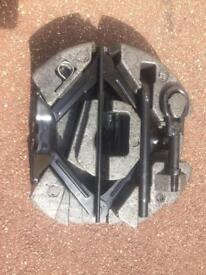 Ford Spare Wheel Tool Kit