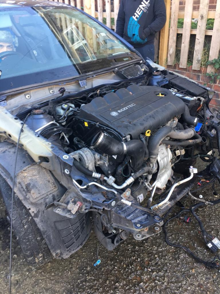 Vauxhall Engine 150bhp Sri