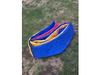 Spring padding for a 10ft trampoline