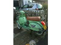 LML STAR 4 STROKE AUTOMATIC SCOOTER / MOPED