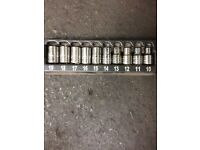 snap on tools sockets
