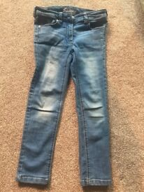 Girls Skinny Jeans NEXT for 7year old