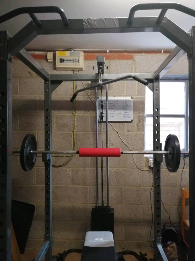 Complete home gym weight lifting in bridport dorset gumtree