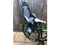 Child's Bike Seat - Polisport Maxi Bubbly (from Halfords)