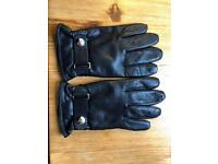 Ralph Lauren leather gloves