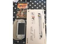 Psp portable with one game