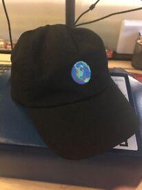 c97af62b New Travis Scott Travi$ $cott Astroworld put on a happy face Black Hat Tour