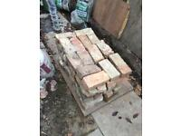 Reclaimed imperial bricks London stock