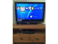 PlayStation 4 bundle with 32 inch Sony tv
