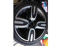 Rare Mini gp wheels