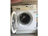 NEFF Integrated Washer Dryer 1400rpm