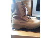 Magnum Amazon Lightweight Patrol Boots Desert Warm Weather 11m walking/hiking