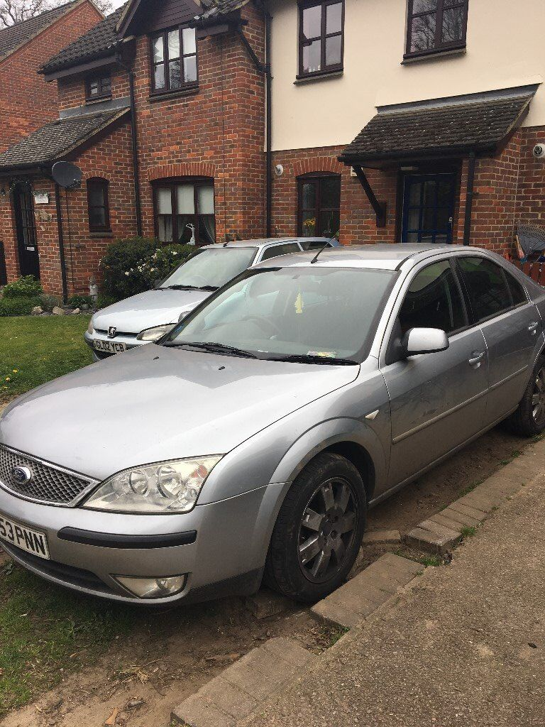 Cheap Car 250 Must Be Seen Not Vectra Focus Astra Its Ford Mondeo 2 0l Diesel 11 Mths Mot In