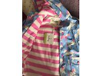 Hatley rain coat age 3 brand new