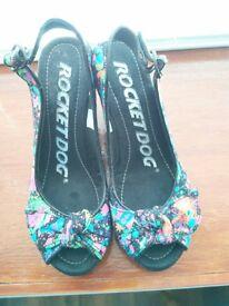 Rocket dog shoes.