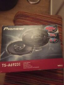 6x9 Pioneer car speakers