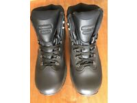 Mens Hi-Tec Men Ottawa II Waterproof Hiking Boots Size 10