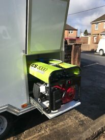 Practically brand New 10Ft Catering Trailer, Double Axle £12,000 A must see..