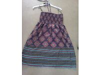 ATMOSPHERE top size 12 halter neck or strapless