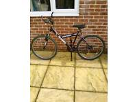 Good clean magna eagle mountain bike