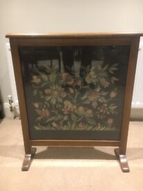 Vintage Fire Guard Screen Mint Condition