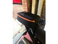 KTM Quicklock rear bag and bracket