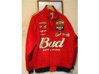 Jeff Hamilton NASCAR jacket. As new size xxl