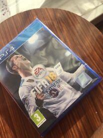 FIFA 18 SEALED