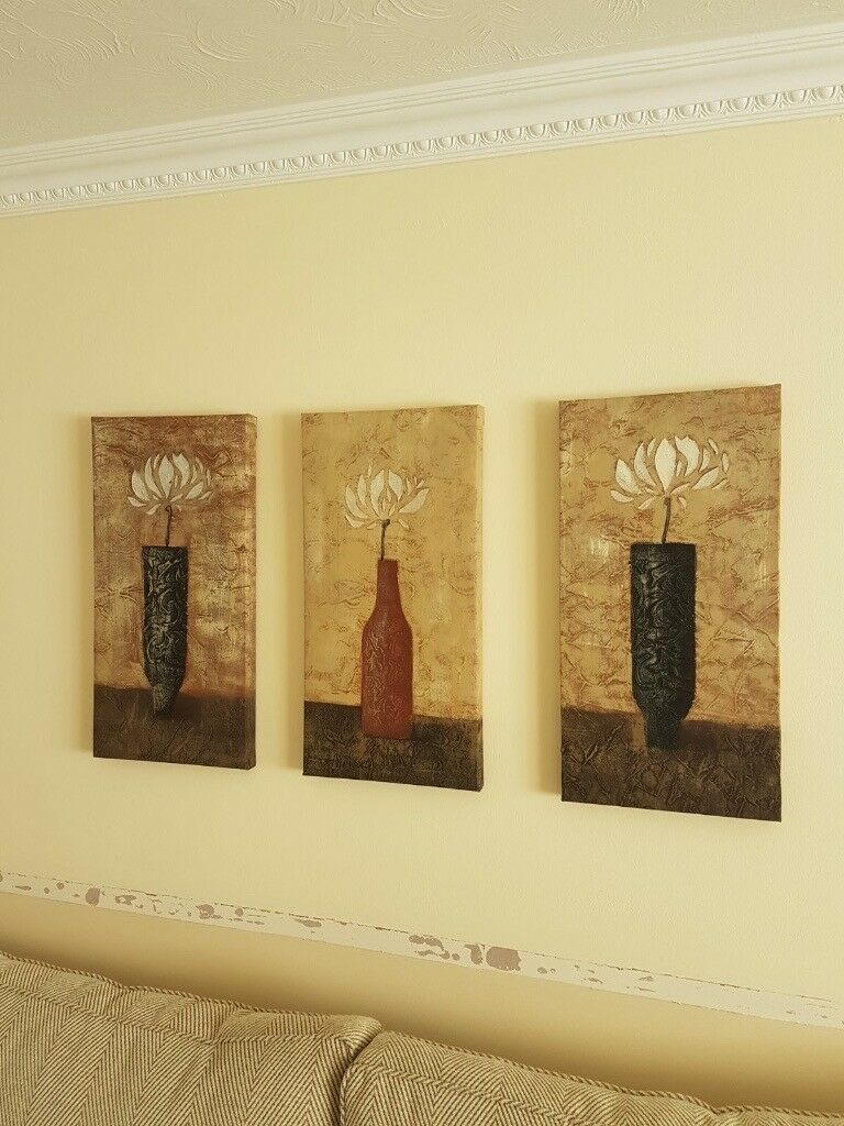 Set of 3 Canvas Pictures | in Newton Aycliffe, County Durham | Gumtree