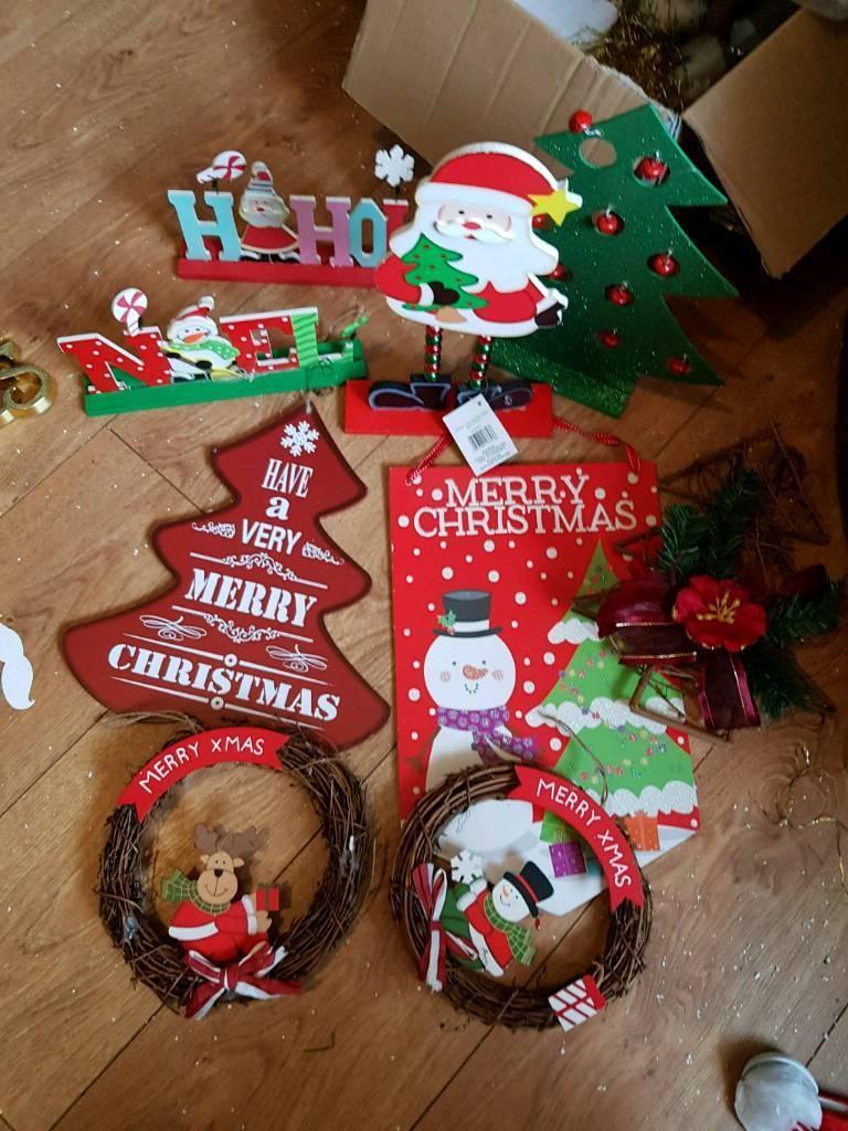 Christmas Stuff.Christmas Stuff In Halifax West Yorkshire Gumtree